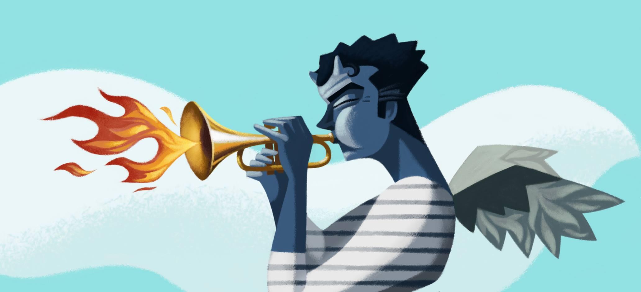 Jazz Angel