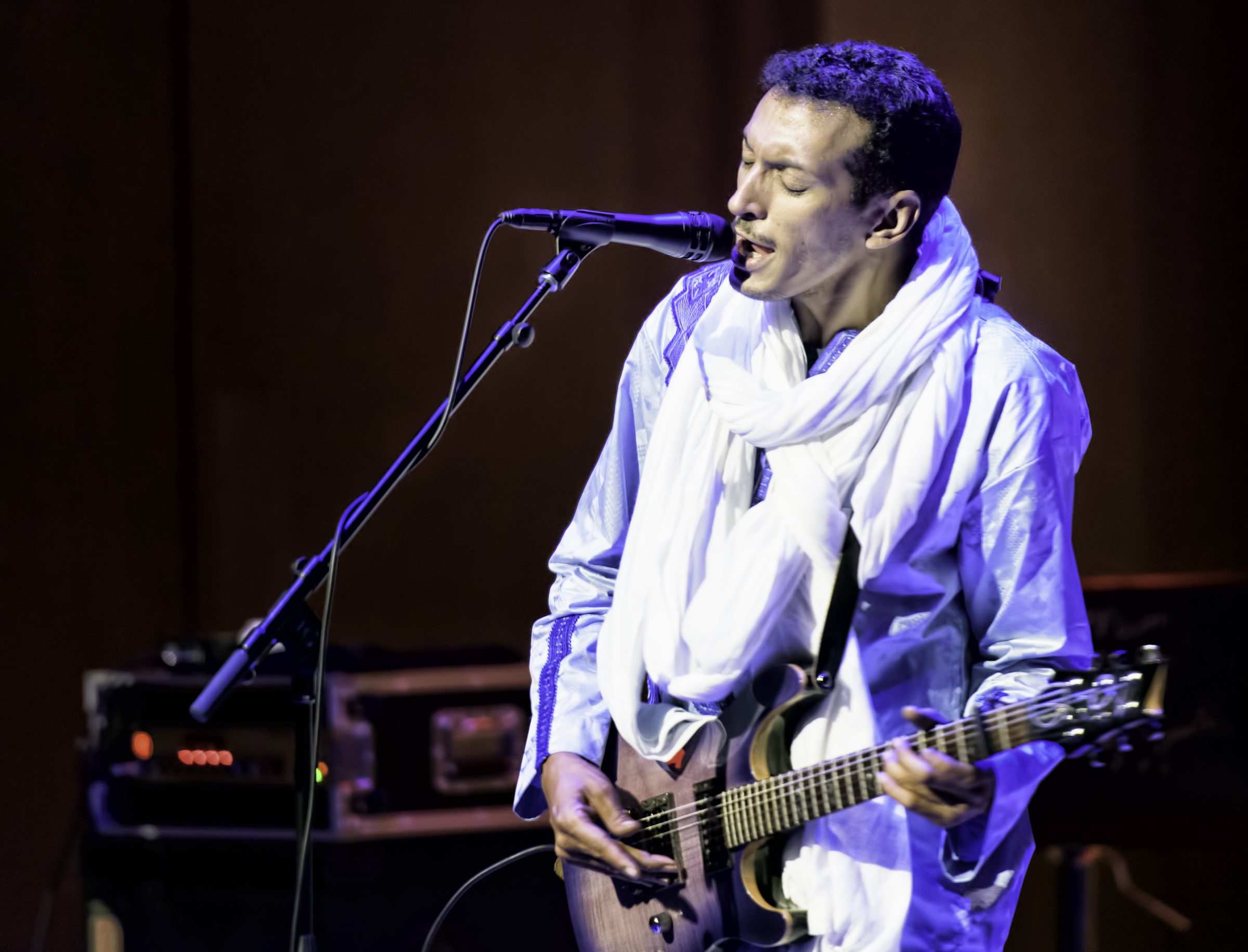 Bombino At The Musical Instrument Museum (mim) In Phoenix