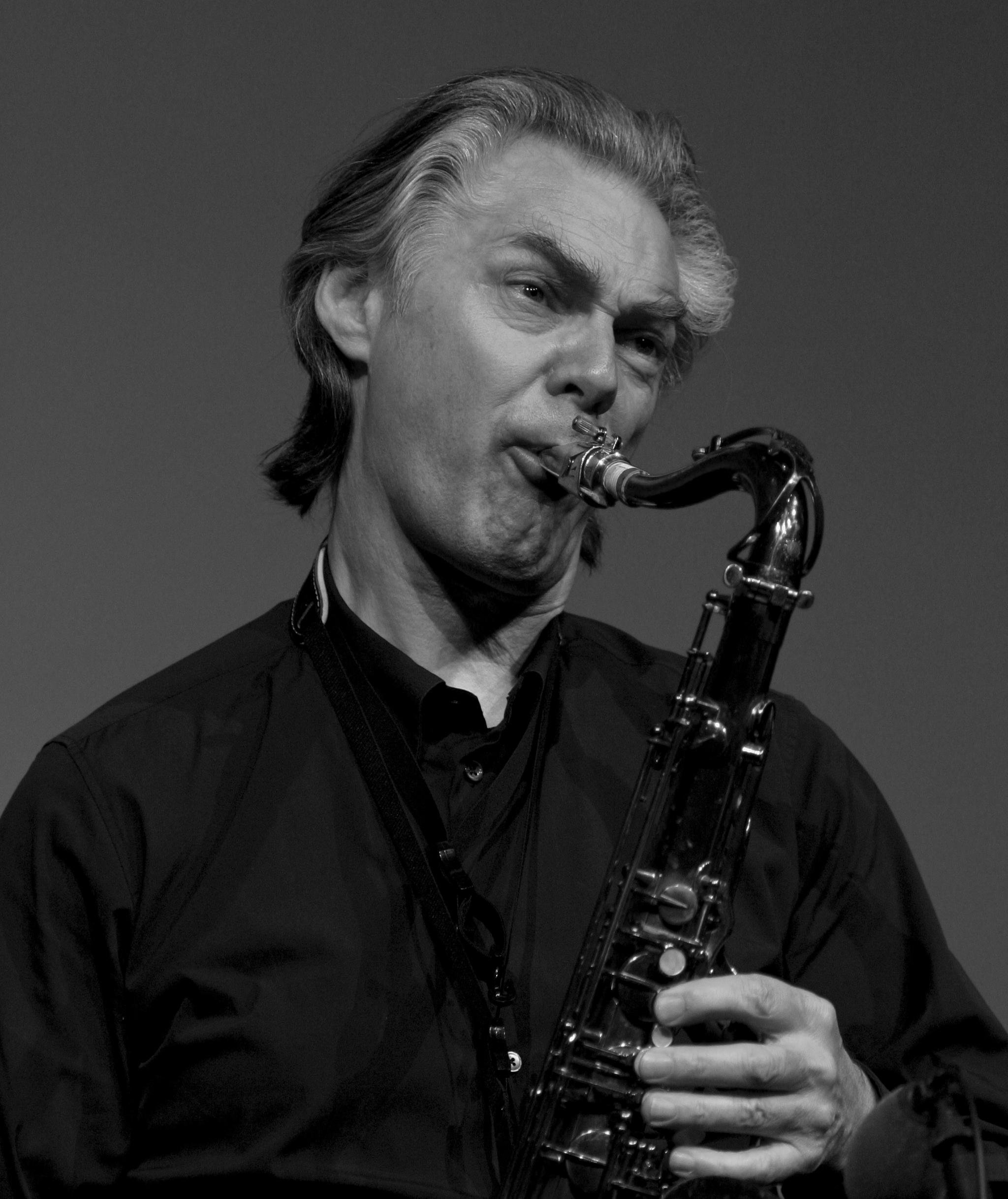 Jan Garbarek (Tenorsax) on Copenhagen Jazz Festival 2007, Denmark