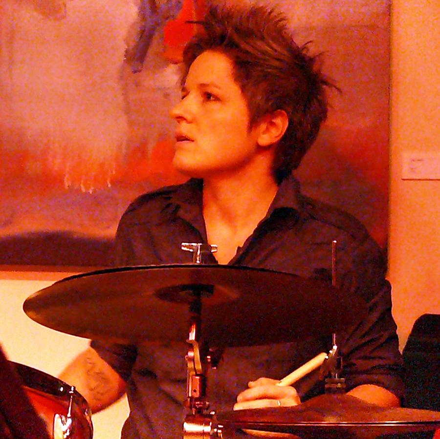 Allison Miller at Edgefest 2012