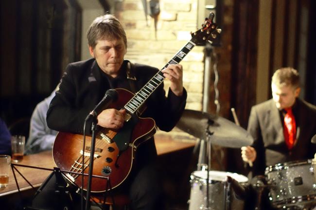 Nigel Price, Nigel Price Quartet