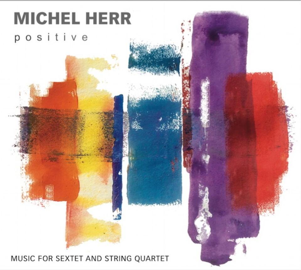 "Michel Herr ""Positive"" album cover"