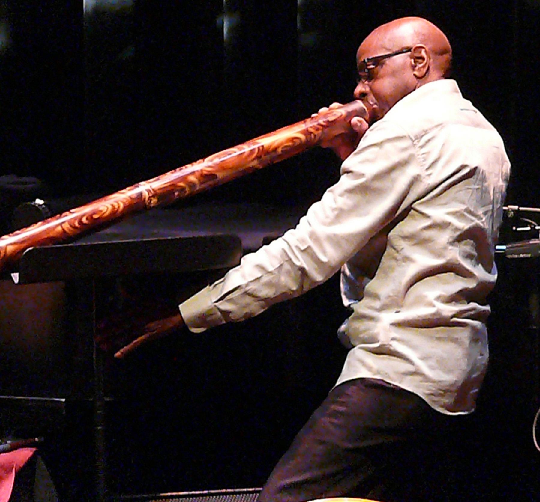 Reggie Workman at Guelph 2012