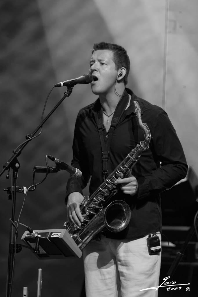 Paul Booth-2009