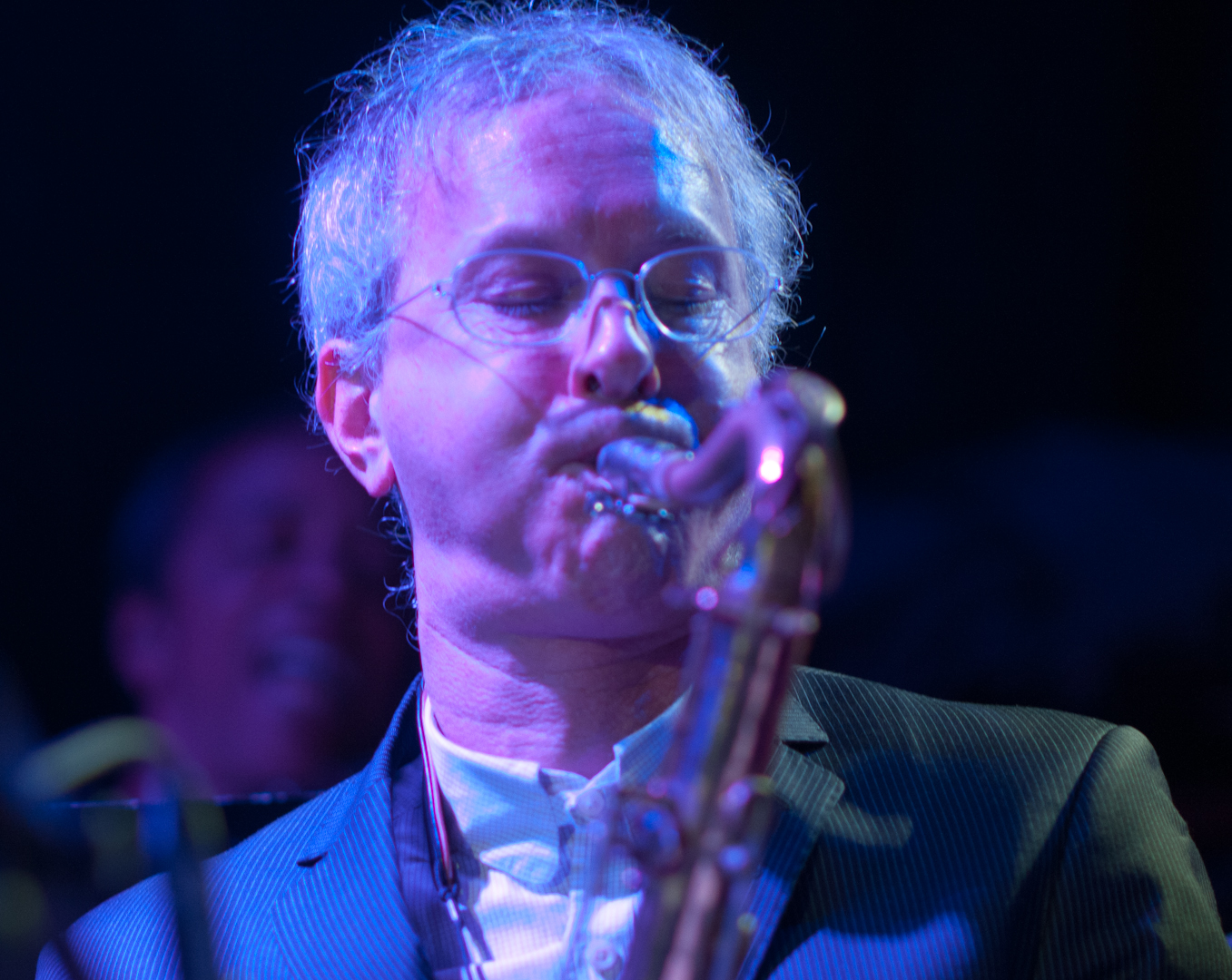 Doug Wieselman with Steven Bernstein's Mto Plays Sly at the Winter Jazzfest 2012