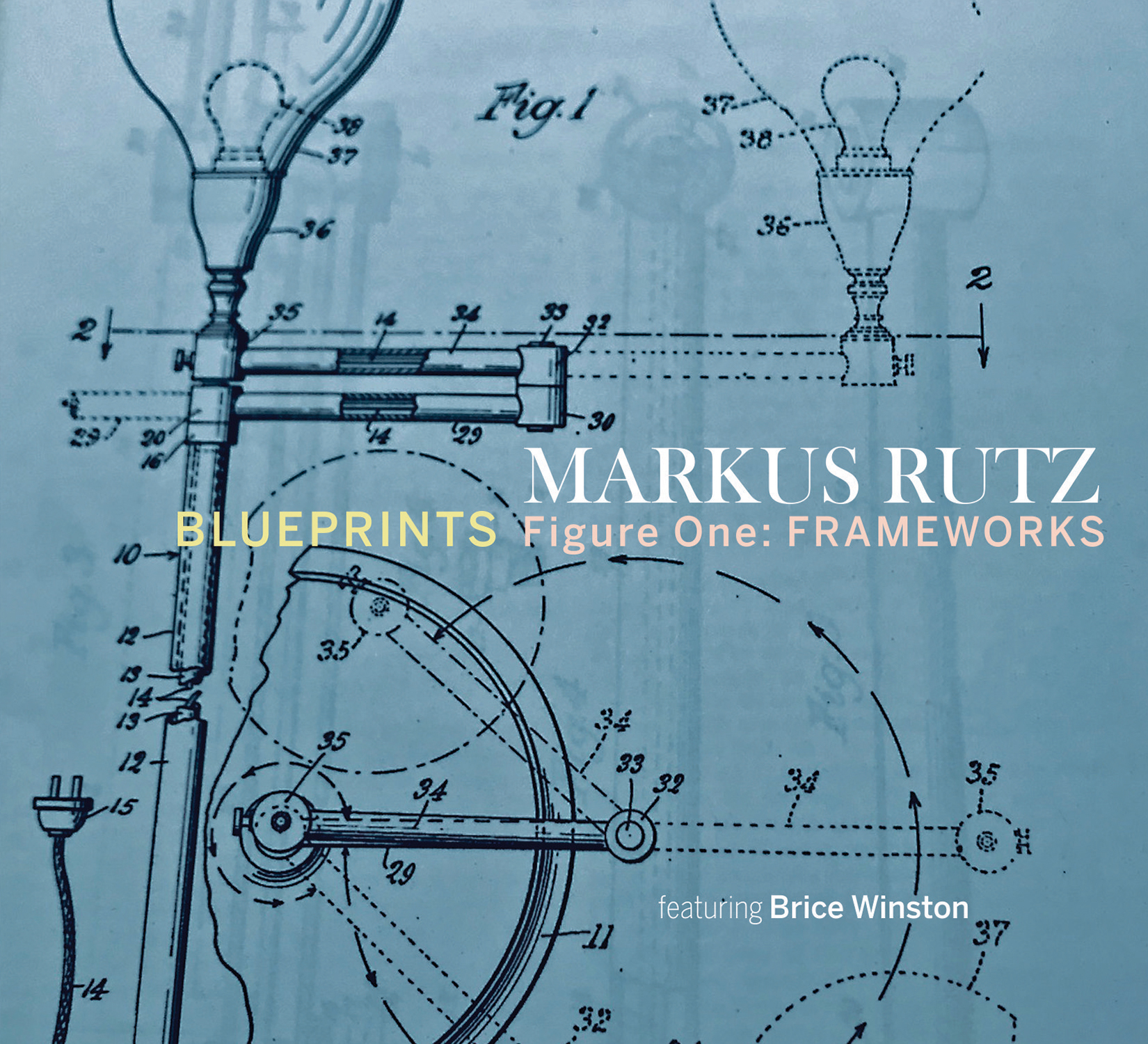 Markus Rutz Quintet Record Release Performance - Blueprints, Figure 1