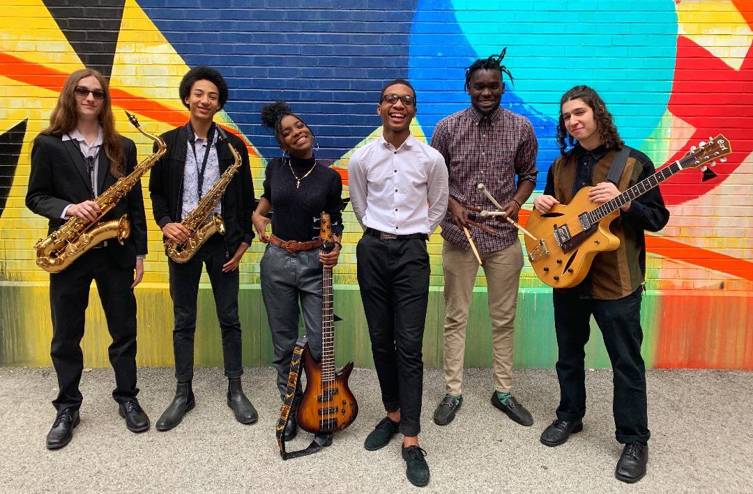"ChiArts JAZZ SEXTET ""Honors Jazz Combo"" Jam Session"