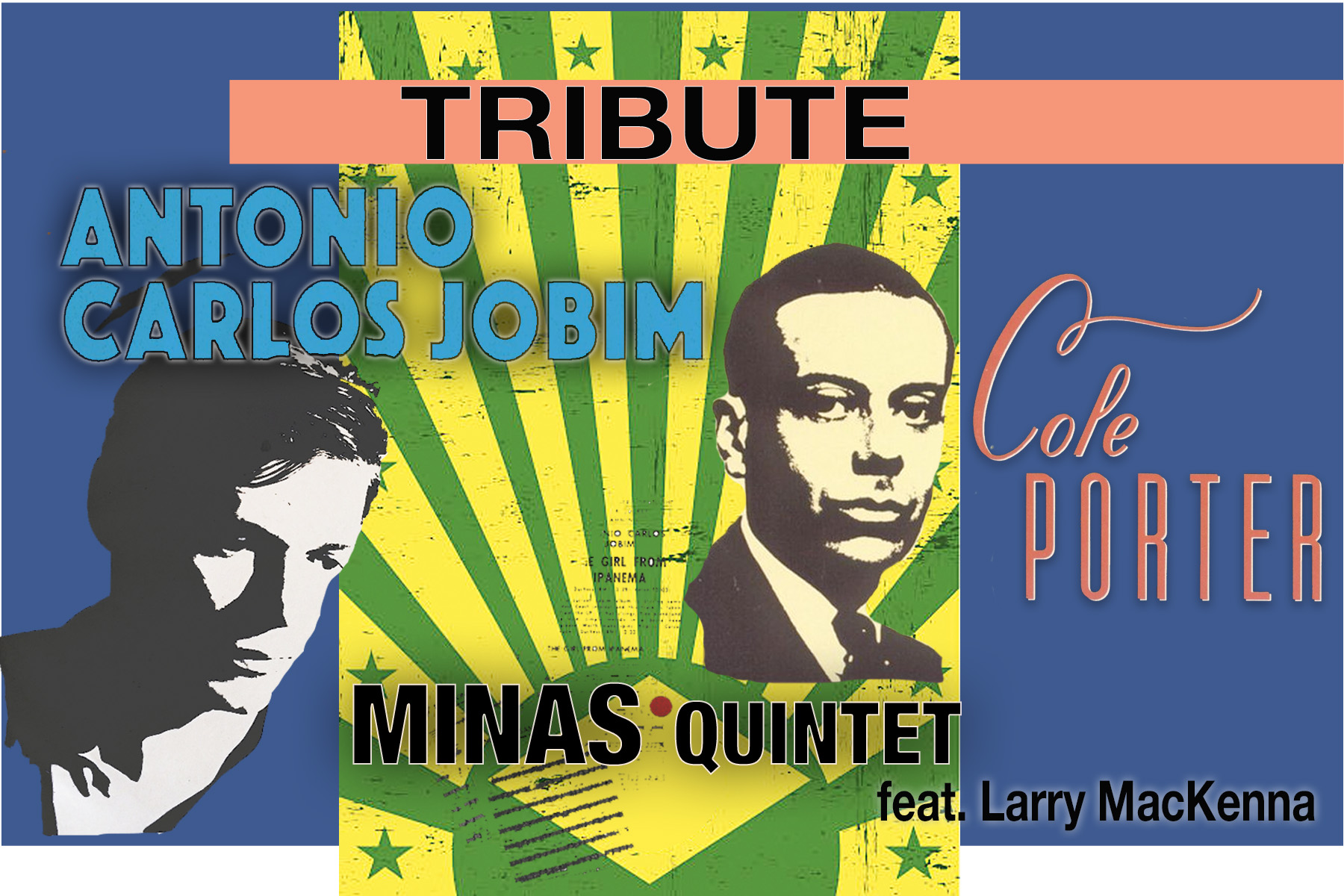 Minas Quintet with Larry McKenna