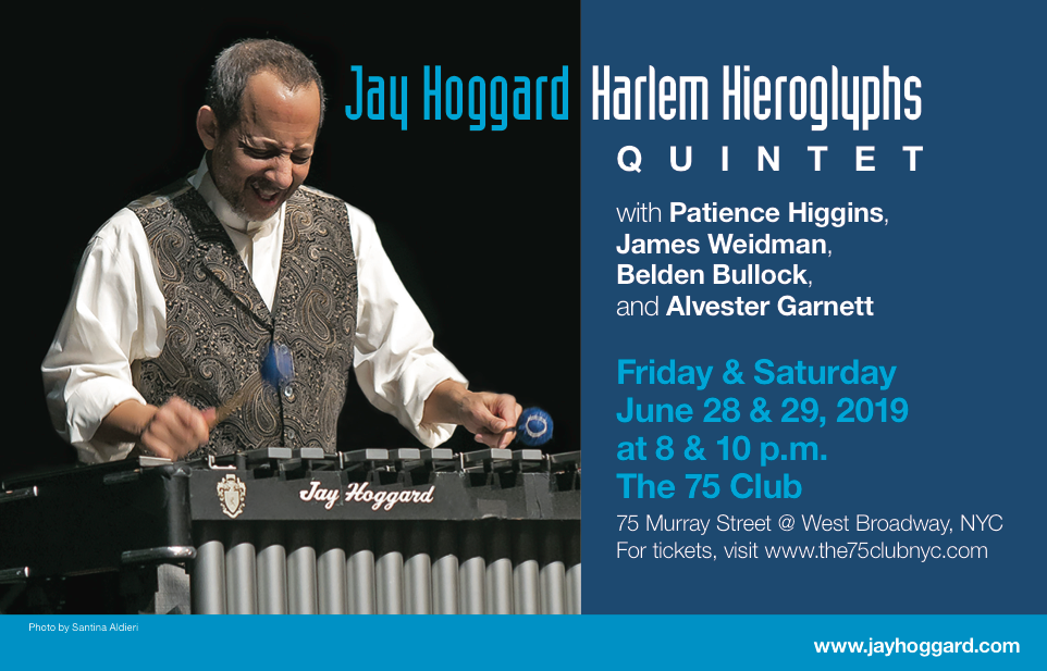 Jay Hoggard's Harlem Hieroglyphs Quintet