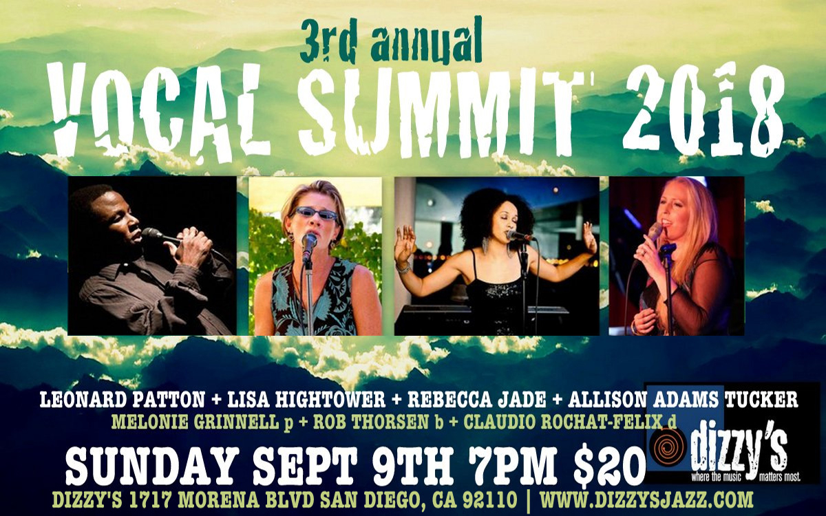 3rd Annual Vocal Summit