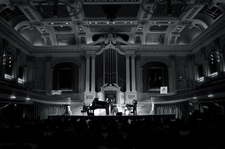 April Hall Quartet