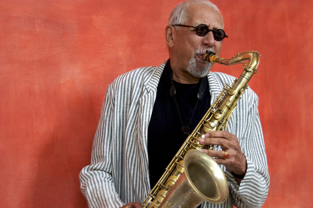 The Philadelphia Clef Club Of Jazz  Presents Charles Lloyd