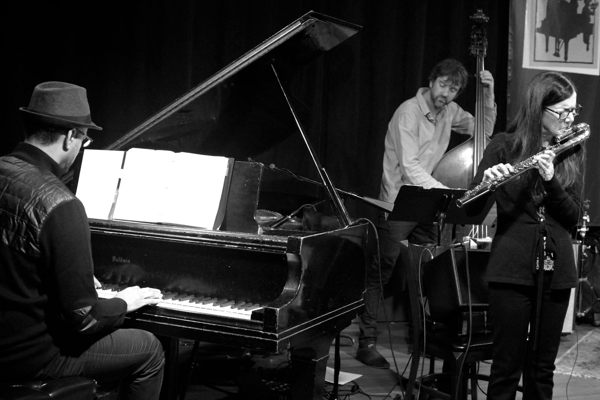 Jamie Baum Trio with Andy Milne & Joe Martin