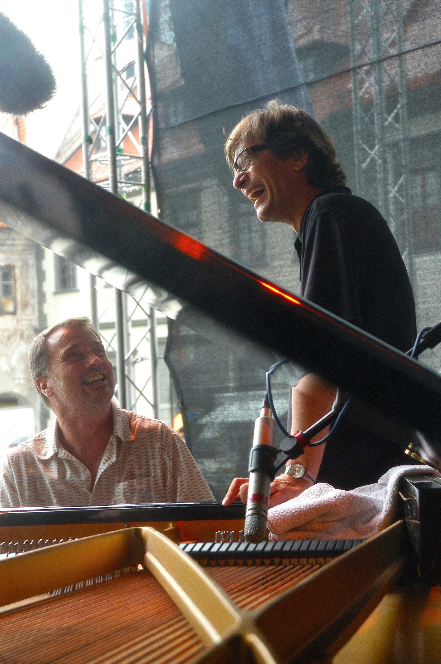 Rudy Linka & Bobo Stenson