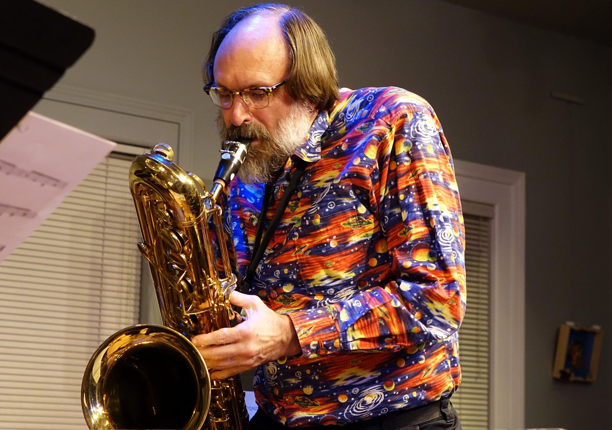 Scott Robinson at Edgefest 2017