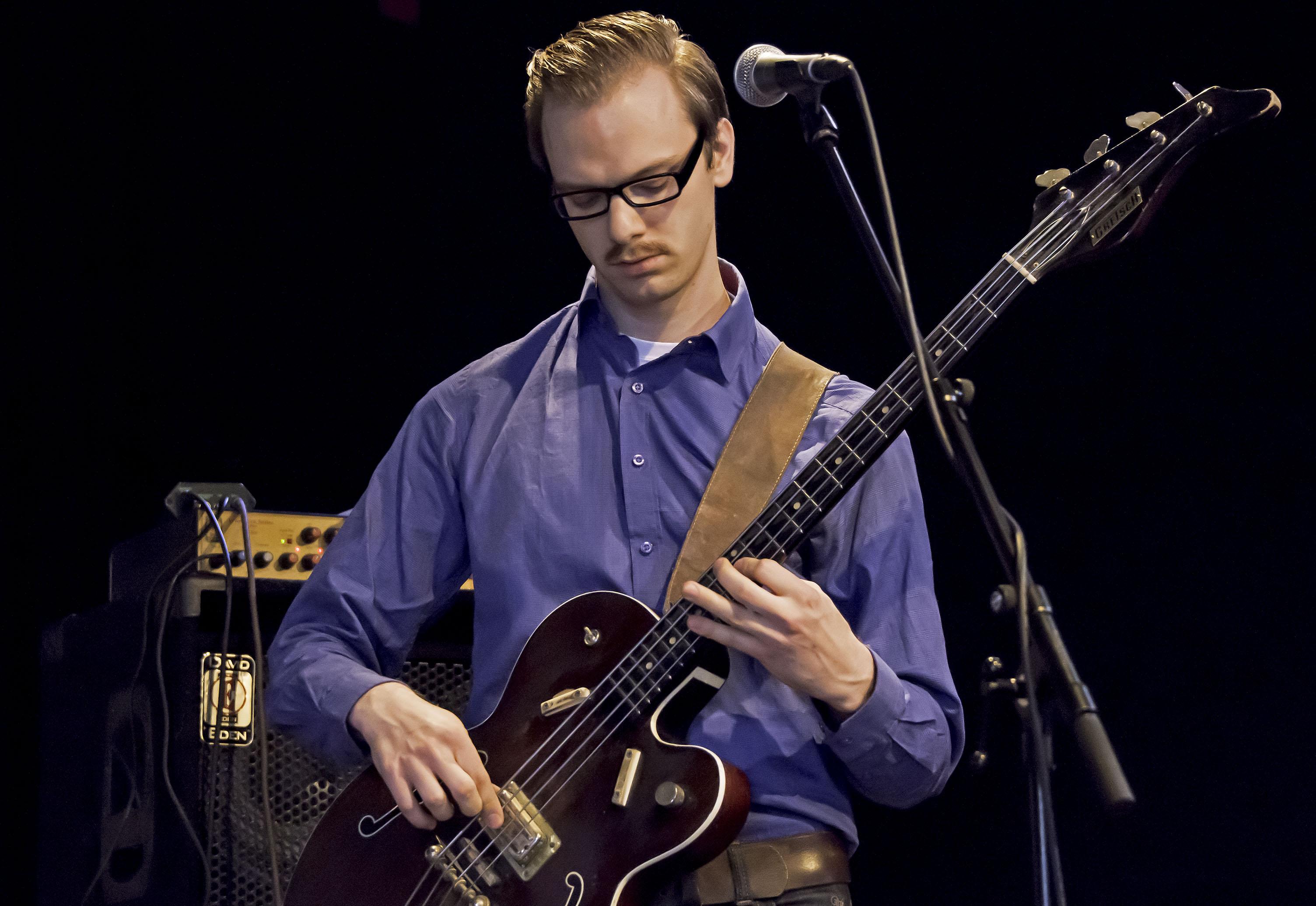 Dan Peter Sundland, the Jazz Summit 2012