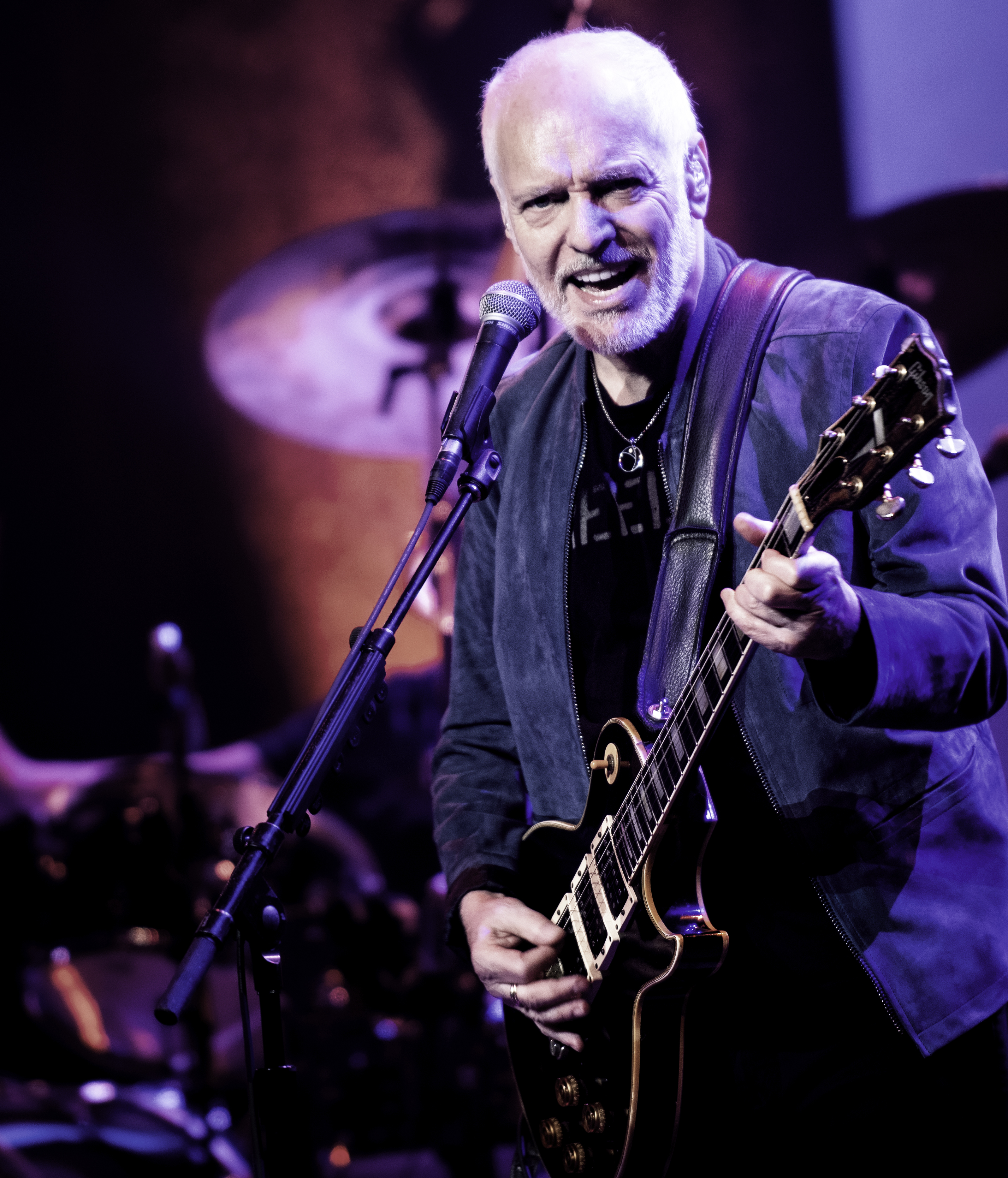 Peter Frampton At The Montreal International Jazz Festival 2019