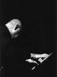 Kenny Barron @ Jazz Bakery, 2001.