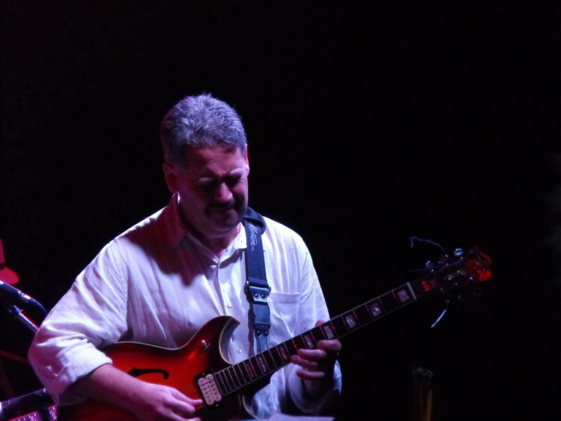 Ron Cole Trio: Vientiane, Laos, January 21, 2012