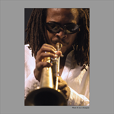 Roy Hargrove, Blue Note Fest, Ghent, Belgium, July 2003
