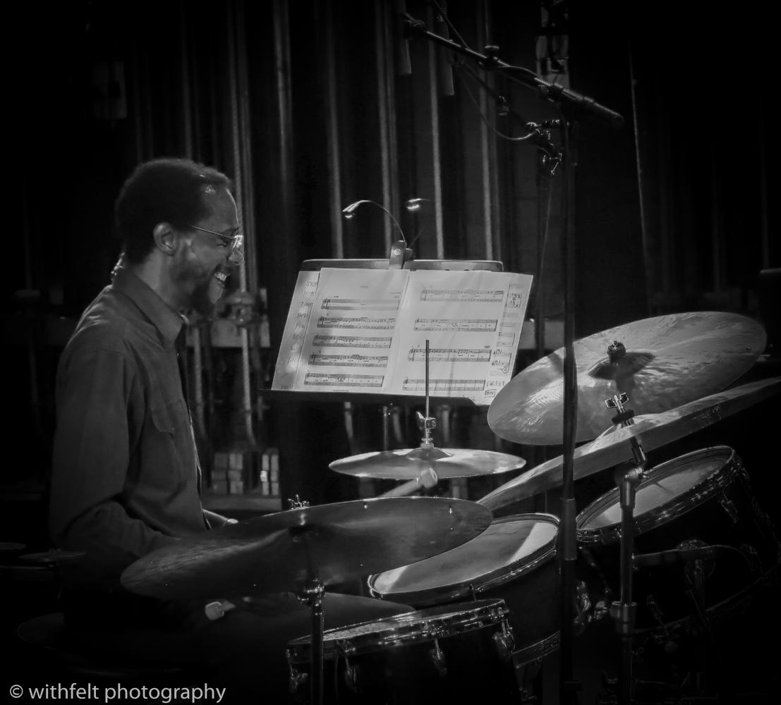 Brian Blade at Summer Jazz 2016 in Copenhagen