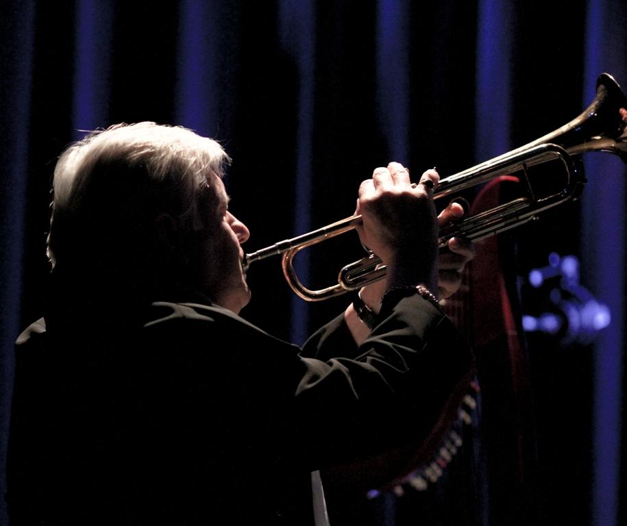 Palle Mikkelborg on Winter Jazz 2013, Copenhagen