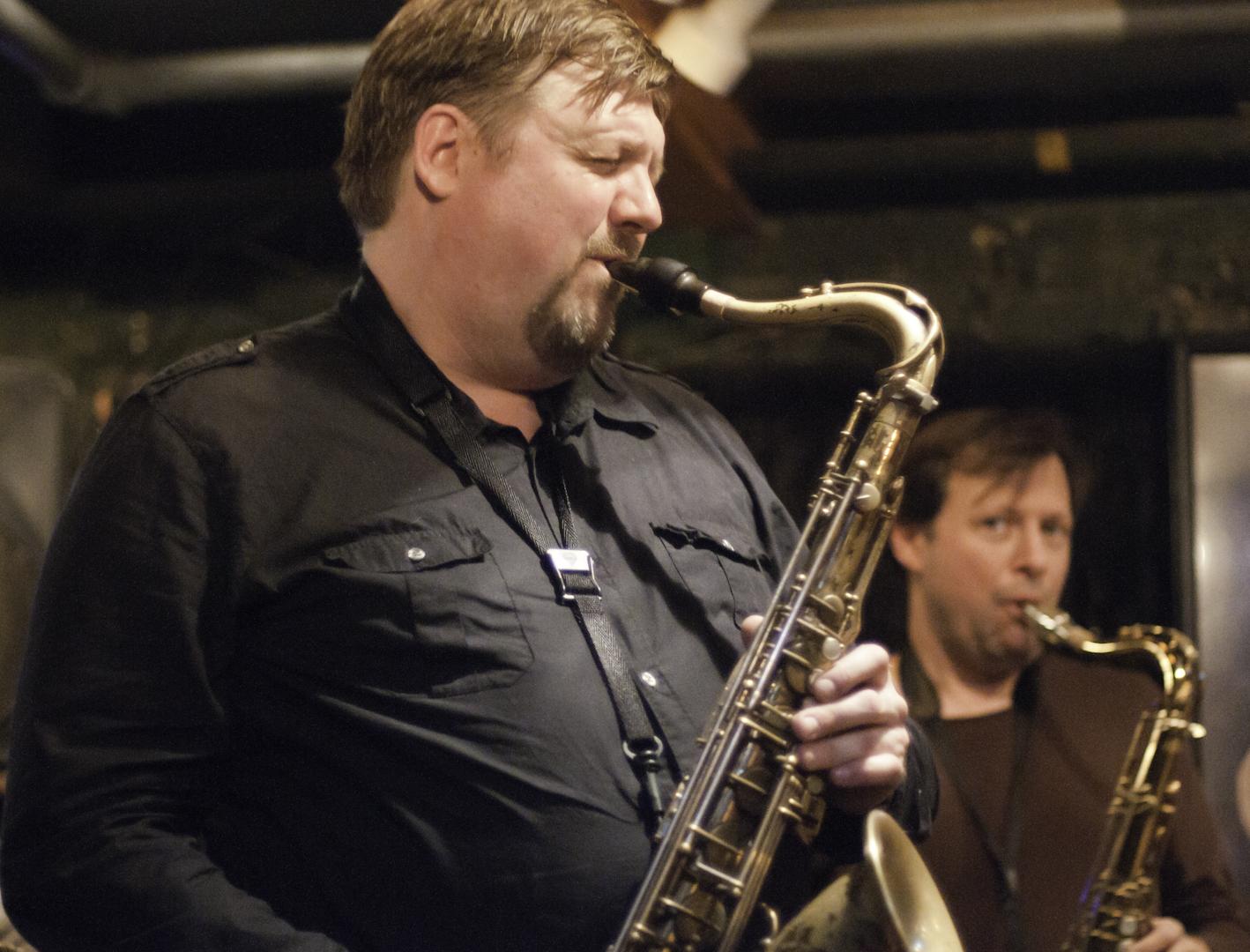 Joel Frahm with Ari Hoenig Trio