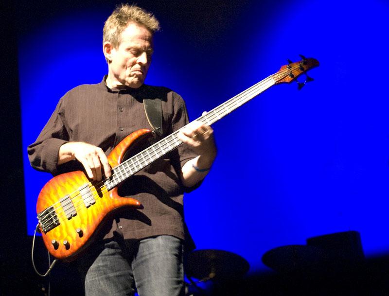 Ex-Led Zeppelin Bassist John Paul Jones at Punkt, 2010