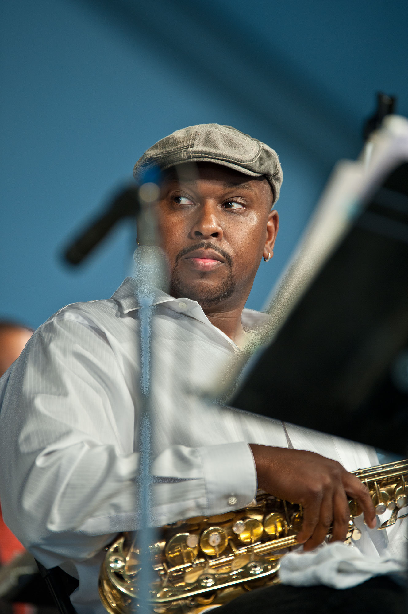 Abraham Burton - Mingus Big Band