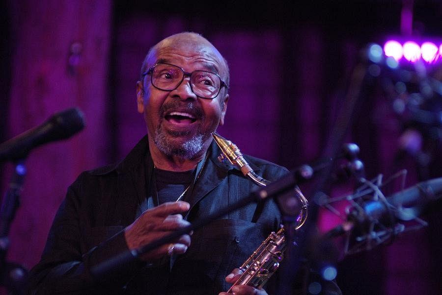 James Moody at Jazz Baltica