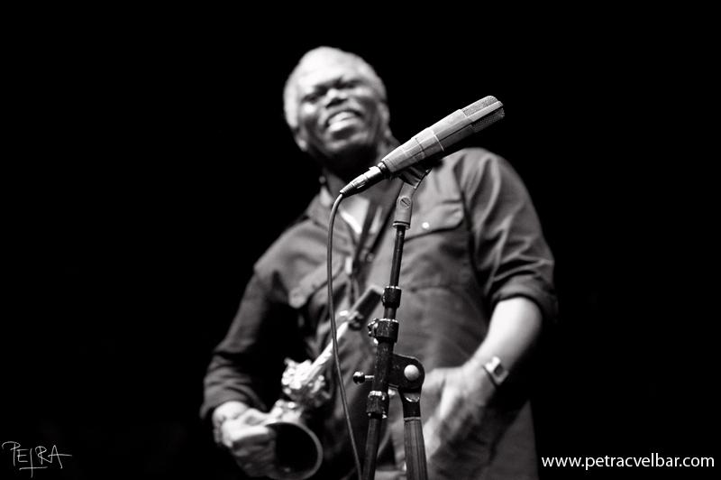 Joe McPhee Solo/53rd Jazz Festival Ljubljana