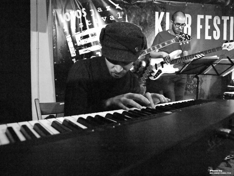 Aaron Parks Performing at Jazz Festival Zadymka Jazzowa, Bielsko-Biala, Poland. 2013