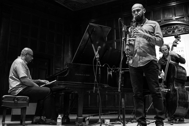 Miguel Zenon Quartet at Xerox Rochester International Jazz Festival 2017