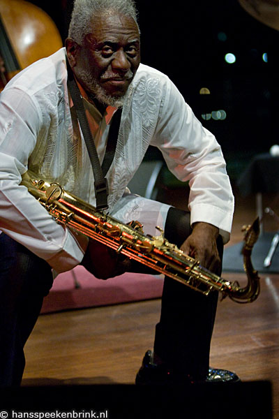 Pharoah Sanders @ The Bimhuis Amsterdam