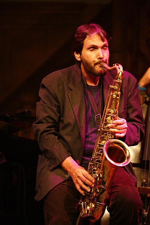 Steve Grossman5 Quartet Foto Eric Van Nieuwland