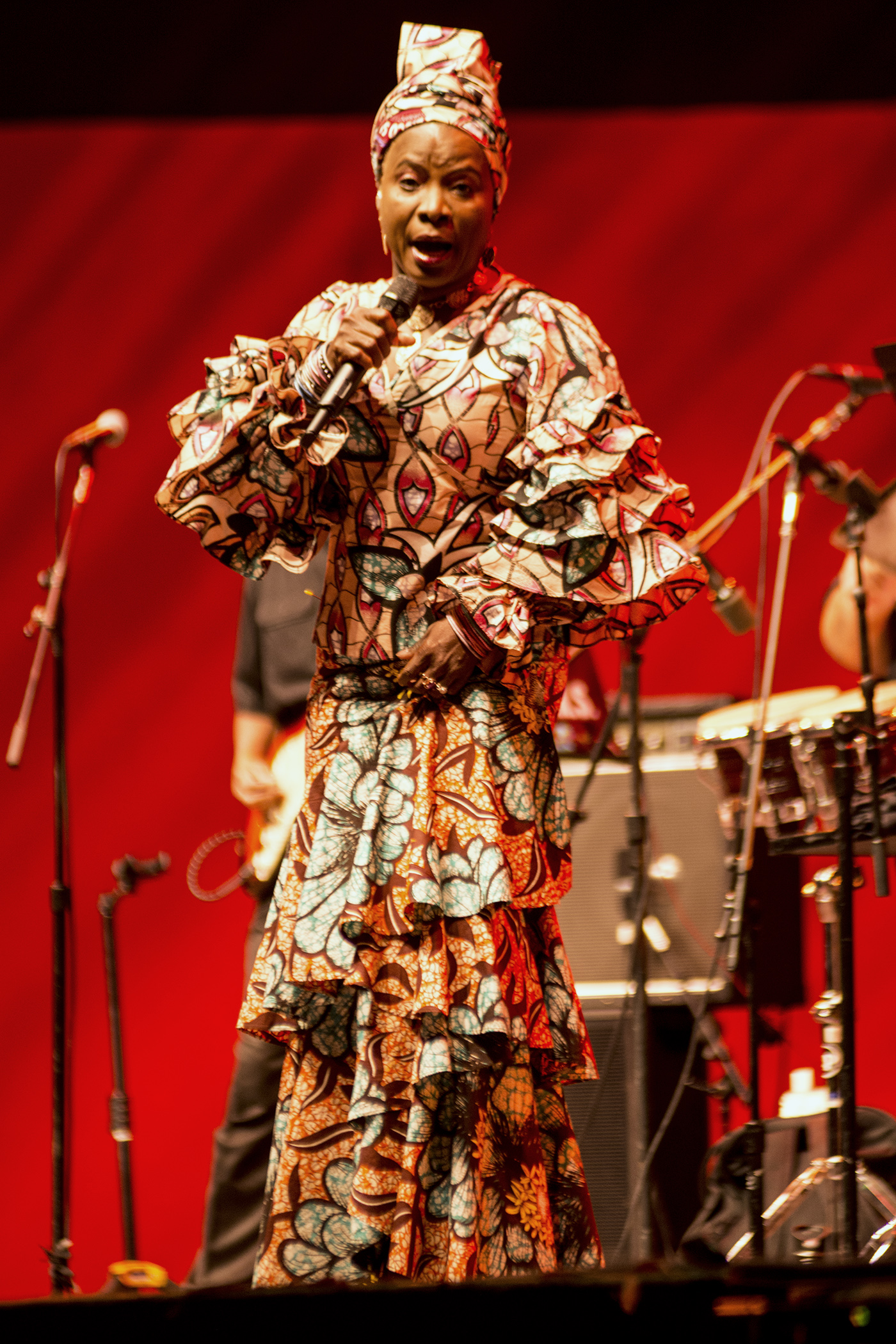 Angelique Kidjo at Monterey Jazz Festival 2017