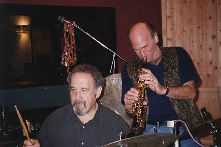 Abbey Rader & Dave Liebman