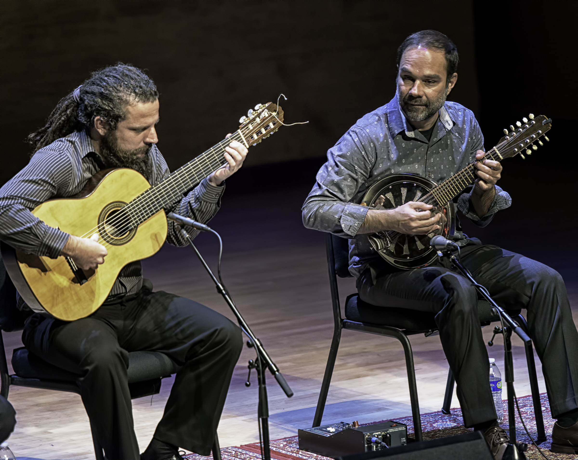 Douglas Lora And Dudu Maia With Anat Cohen And Trio Brasileiro At The Musical Instrument Museum (mim) In Phoenix