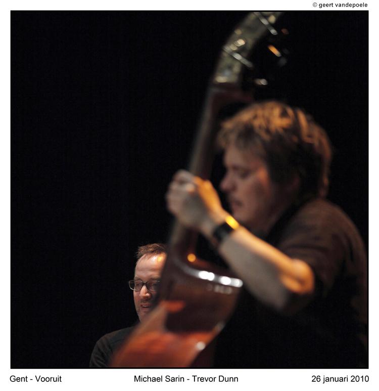 Michael Sarin - Trevor Dunn