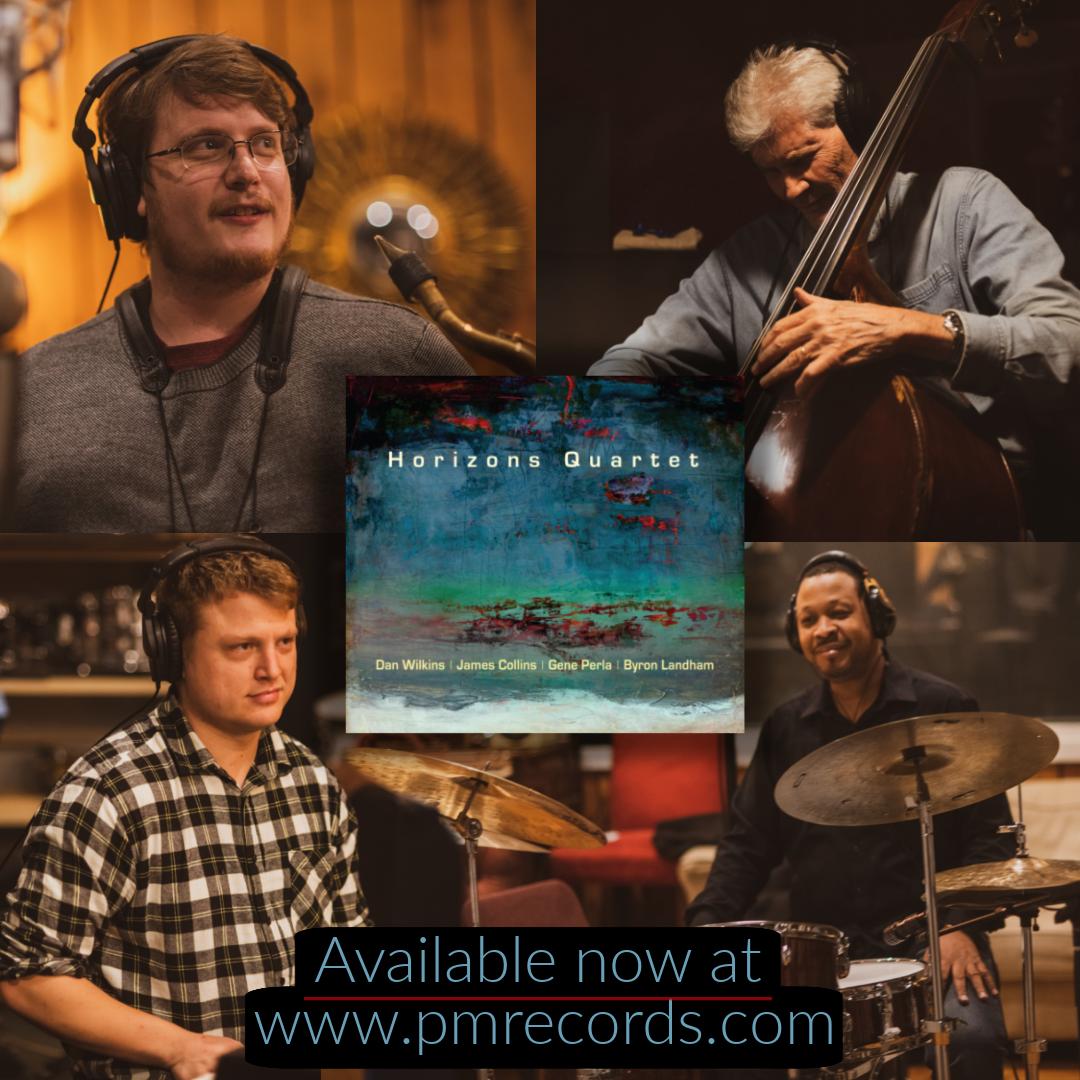 Horizons Quartet Album Release