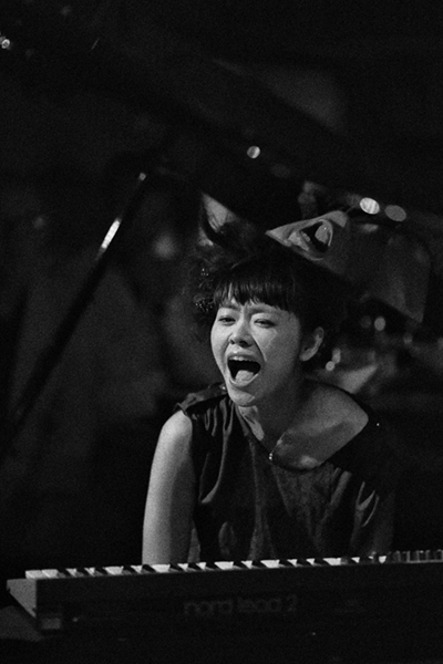Hiromi at the dracula club by matthias heyde