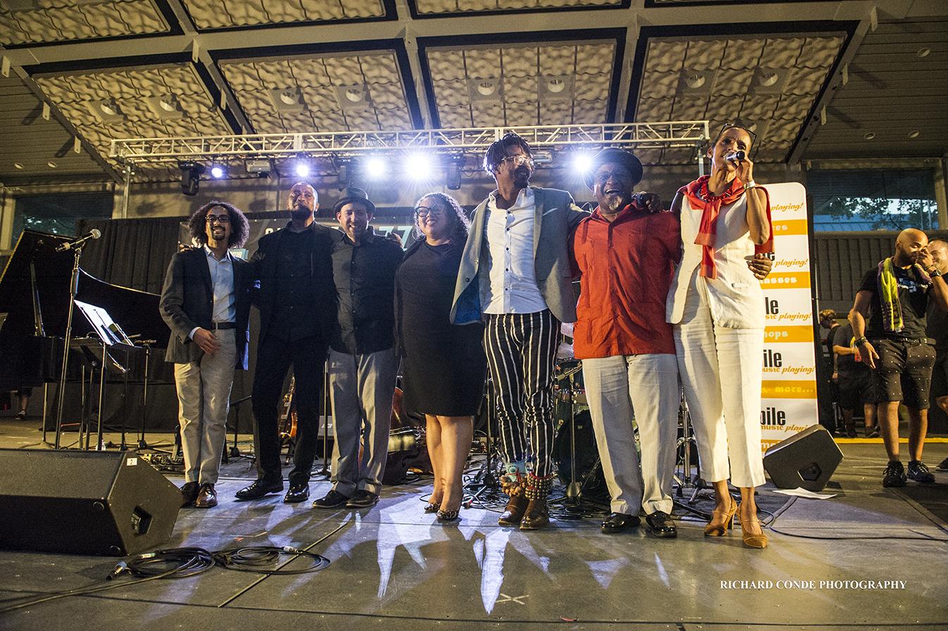 2018 Charlie Parker Jazz Festival