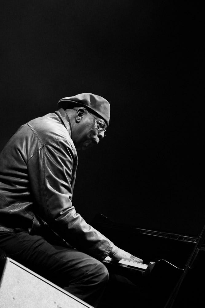 Chucho valdes at jazzablanca festival 2013
