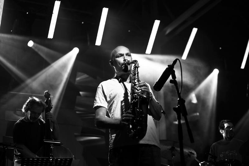 Miguel Zenon Quartet
