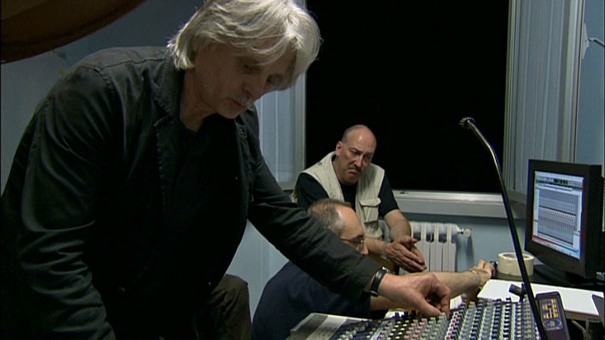 From Sounds and Silence: Travels with Manfred Eicher