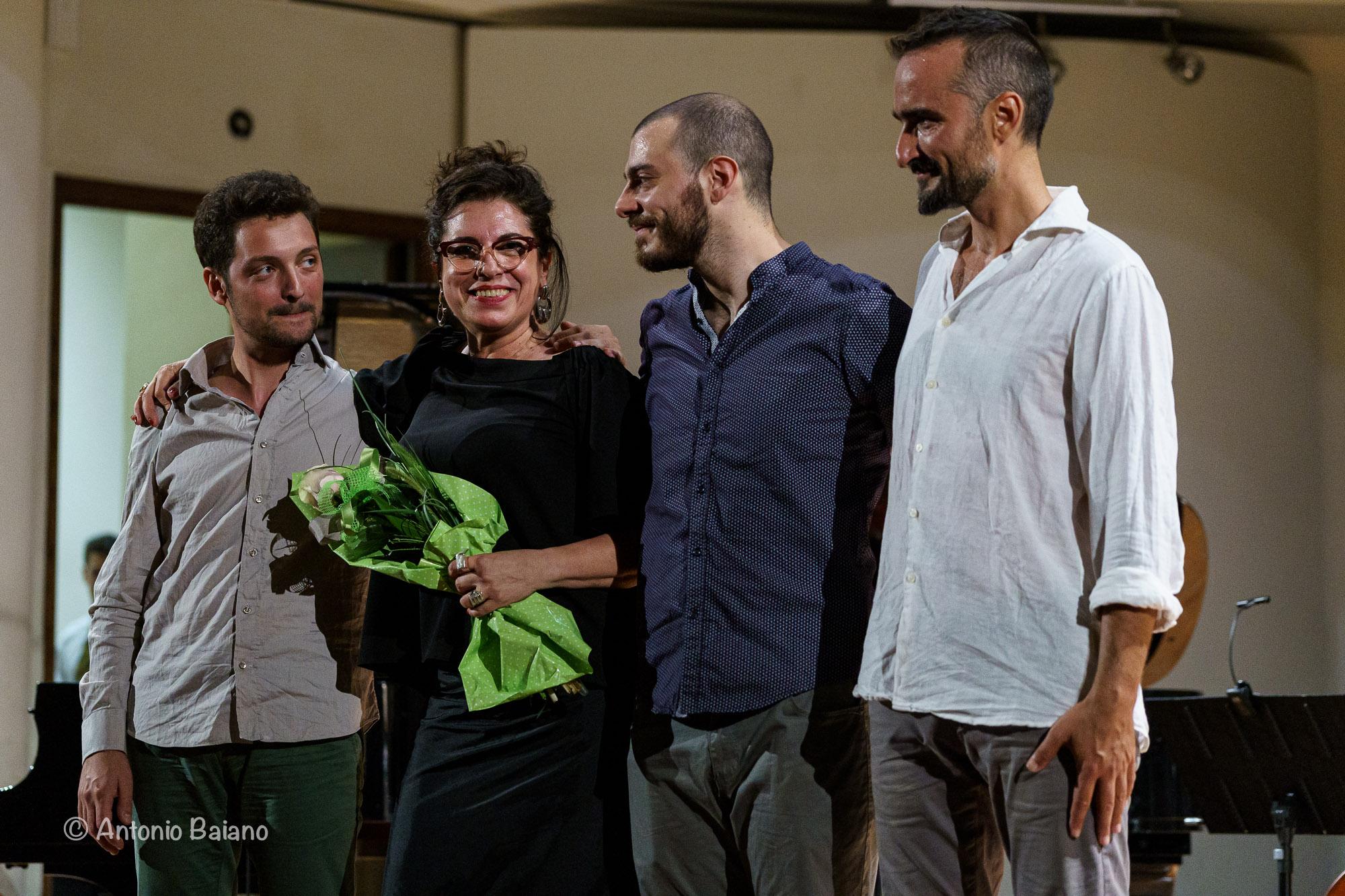 Ada Montellanico Quartet
