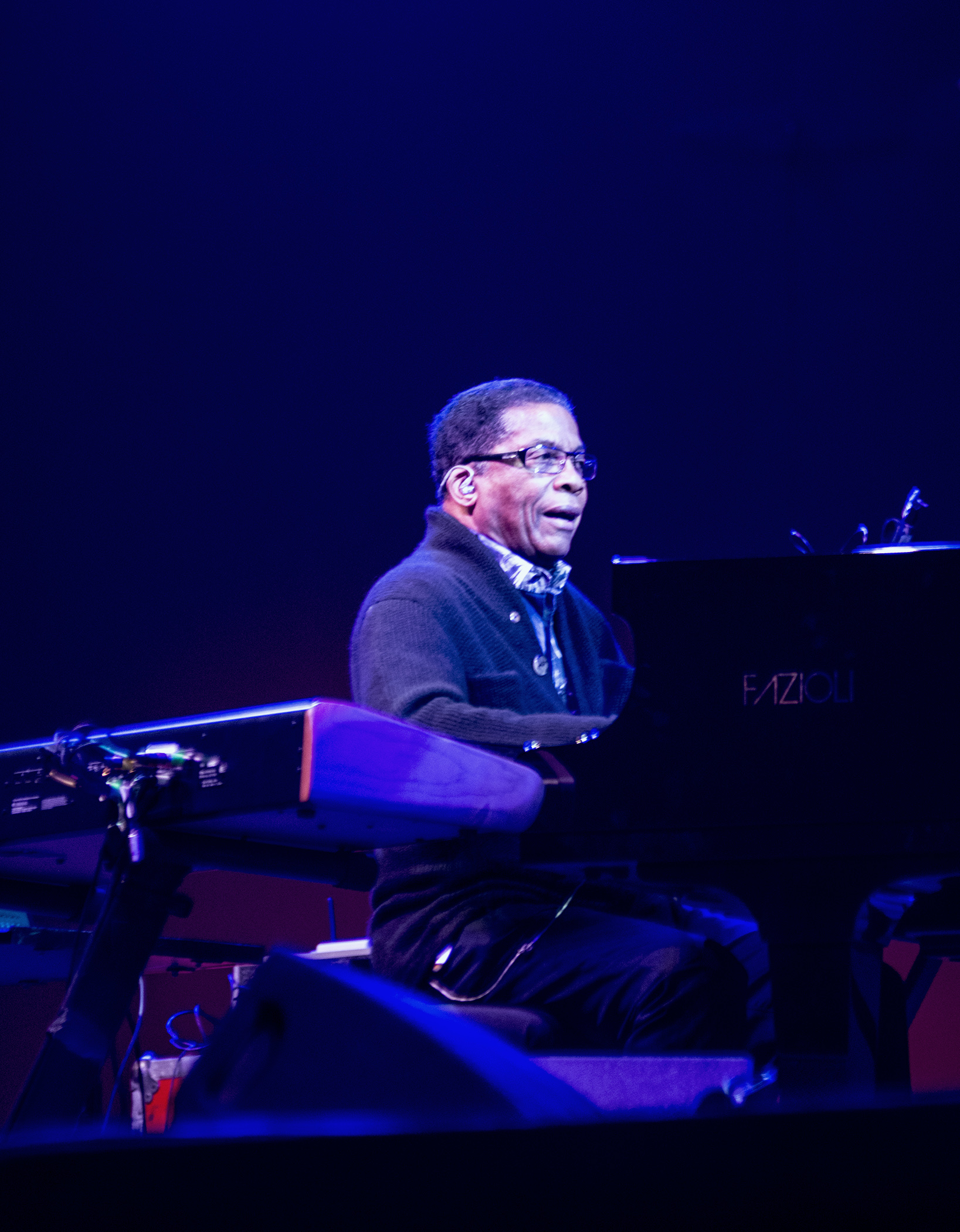 Herbie Hancock at Monterey Jazz Festival 2017