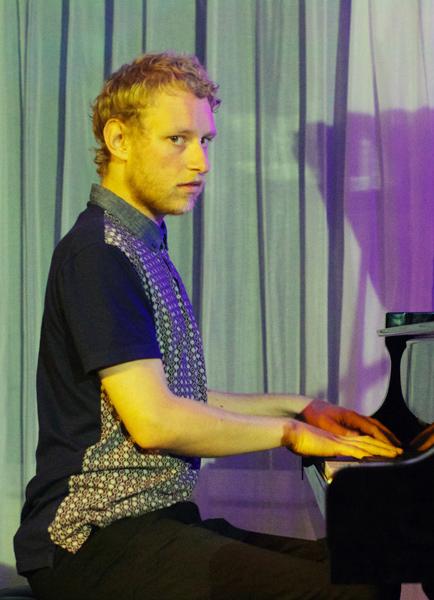 Adrian Cox Quartet, Profoundly Blue