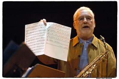 Lee Konitz Trio : Neu-Ulm, Germany, 6.6.2001