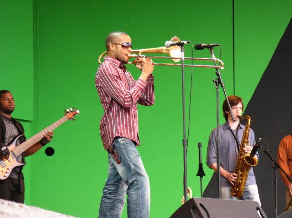 53rd Monterey Jazz Festival: A Distinctive New Orleans Flavor